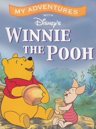 Winnie the Pooh Personalized Book