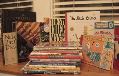 Our Christmas Books