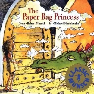 The Paper-Bag Princess