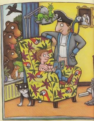 Charlie Cook's Favorite Book