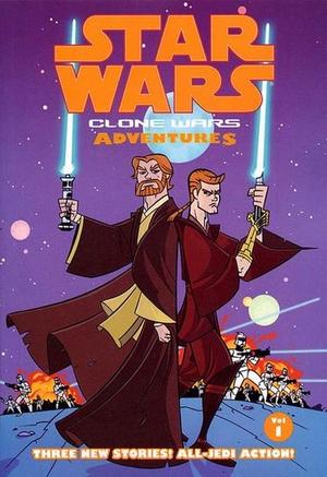 Clone Wars Adventures, Volume 1