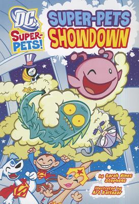 Super Pets Showdown