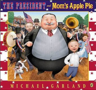 The President and Moms Apple Pie
