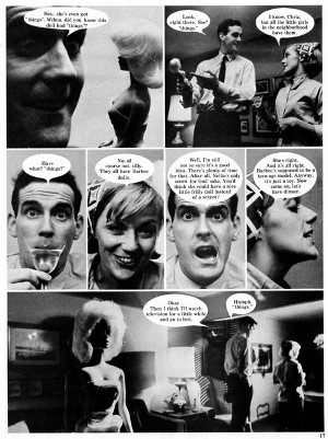 John Cleese Fumetti