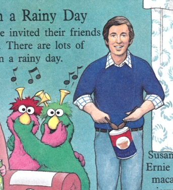 Sesame Street Word Book - Bob