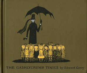The Ghastlycrumb Tinies by Edward Gorey
