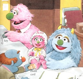 The Sesame Street Word Book (1998)