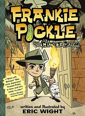 Eric Wight's Frankie Pickle Books