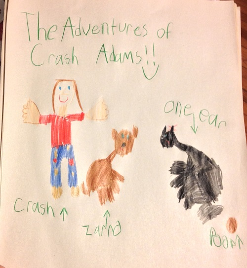 Crash Adams Is the Strong KidLit Heroine That Your Daughters (and Sons) Have Been Waiting For