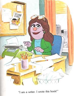 Sesame Street Book Club: What Do You Do?