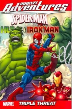 Marvel Adventures