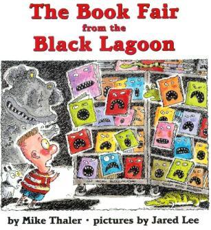 The Book Fair from the Black Lagoon