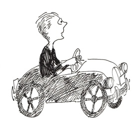 The Phantom Tollbooth, Chapter One