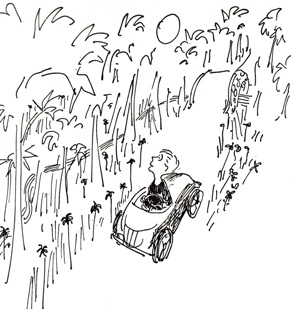 The Phantom Tollbooth, Chapter Two