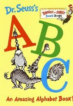 Dr. Seuss' ABC: An Amazing Alphabet Book!