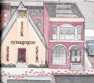 Sesame Street Word Book - Synagogue