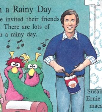 Sesame Street Word Book - Bob