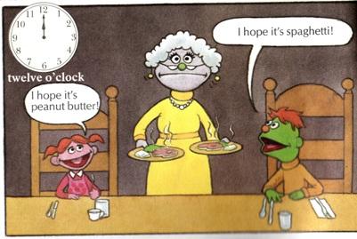 Sesame Street Word Book - Farley