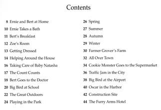 The Sesame Street Word Book (1998)