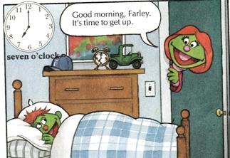The Sesame Street Word Book (1983) - Farley