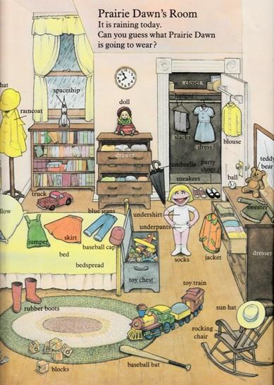 The Sesame Street Word Book (1983) - Prairie Dawn