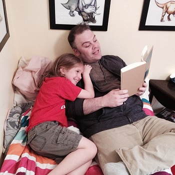 The Under-Appreciated Art of Bedtime Reading