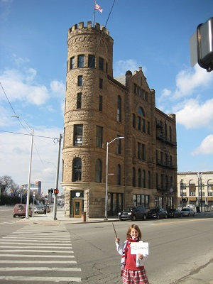 Photographic Proof That Detroit Is the Home of Ilvermorny, J.K. Rowling's North American Wizard School
